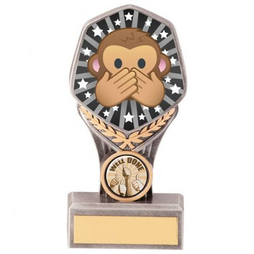 Falcon Emoji Monkey Award 150mm